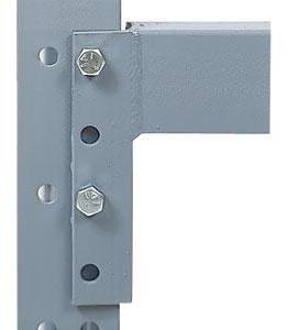 industrial pallet racks structural